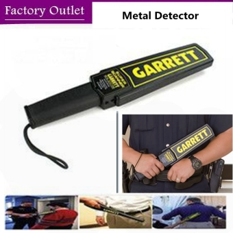 Portable Metal Detector Professional Garrett Handheld Metal Detectors Superscanner security detector de metal altin dedektor