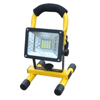 Portable Waterproof IP65 24 LED Flood Emergency Light Spot Lights - intl