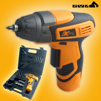 Powerful Cordless: Set of 45 Screw Driver & Drill Head