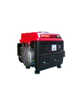 PowerGen Portable Generator 950-750w (Red)