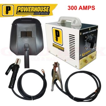 Powerhouse BX6 300A Stainless Body Welding Machine Price Philippines