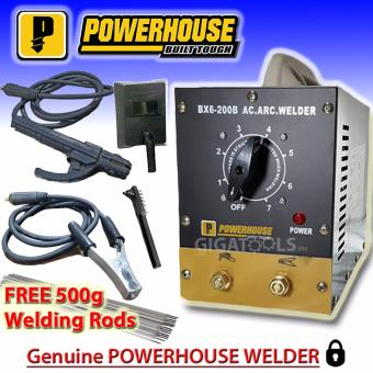 Powerhouse BX6-300B Stainless Body Portable Welding Machine Price Philippines