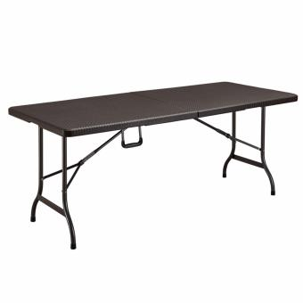 Primetime Premium 6 Ft. Rectangular Folding Multi-purpose Table