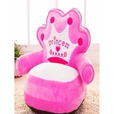 Princess Baby Beanbag Chair Seat Infant Kids Sofa