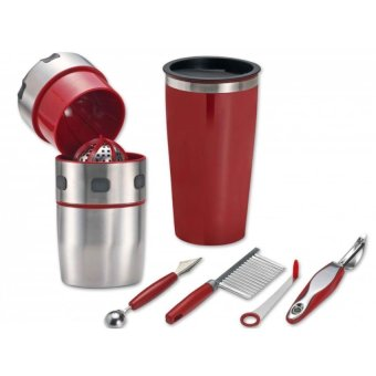 Pro Power Juicer (Red)
