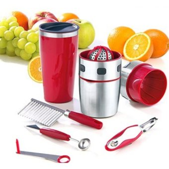 Pro Power Juicer (Red) - picture 2