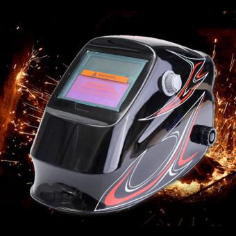 Pro Solar Auto Darkening Welding Helmet Arc Tig Mig Mask Grinding Welder Mask - 3