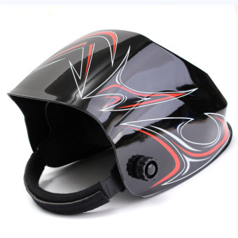 Pro Solar Auto Darkening Welding Helmet Arc Tig Mig Mask Grinding Welder Mask - 4