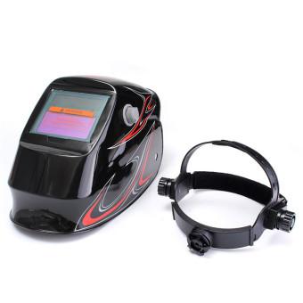 Pro Solar Auto Darkening Welding Helmet Arc Tig Mig Mask Grinding Welder Mask - 5