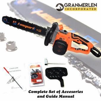 Professional Electric Power Chain Saw 2800 - 4800W - King Park (Orange) - 3