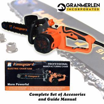 Professional Electric Power Chain Saw 2800 - 4800W - King Park (Orange) - 4
