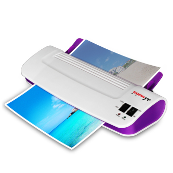 Professional Thermal Office Hot and Cold Laminator Machine for A4 Document Photo (Intl)