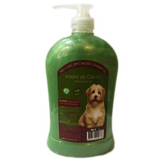 Prolific Madre de Cacao Organic Soap 130g and Madre de Cacao Specialized Shampoo 1000mL With Free Pure Deep Sea Fish Oil Omega 3 Supplement for Dogs and Cats 30 soft gels - 2
