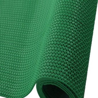 Prostar S Matting (1 Meter Long x 1.2 Meter Wide) PVC Anti SlipRubber Matting (Green) Price Philippines