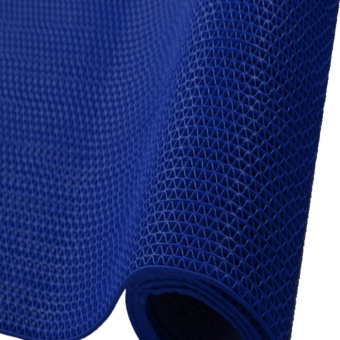 Prostar S Matting (2 Meter Long x 1.2 Meter Wide) PVC Anti SlipRubber Matting (Blue) Price Philippines