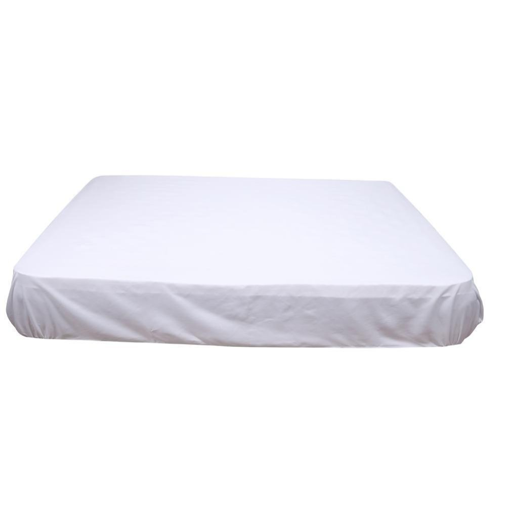 pure white comfortable mattress protector cover bedroom use intl lazada ph