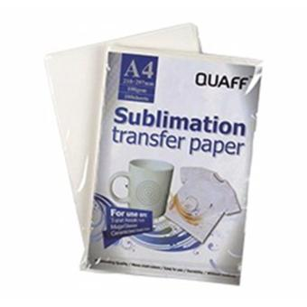 QUAFF A4 Sublimation Transfer Paper (100 sheets)