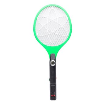 QX704 Electric Mosquitto Swatter (Green)