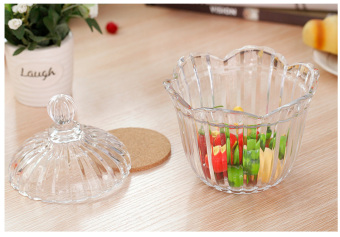 Raw seeds plate fruit bucket cup candy jar fruit bowl