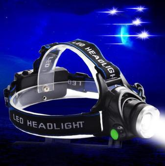 Rechargeable LED Head Lamps CREE T6 Flashlight - intl