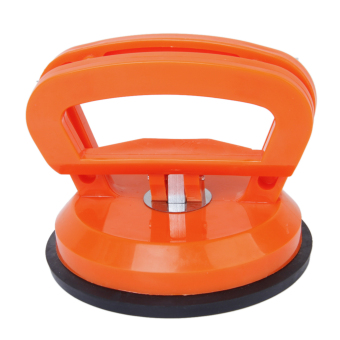 Red Suction Cup Sucker Pad Dent Puller Remover Glass Carrying Handle Lifter