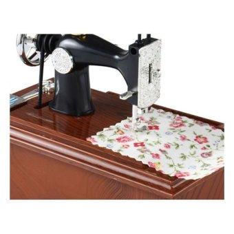 Retro Sewing Machine Music Box - Intl - 3