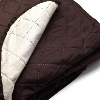 Reversible Single Couch Coat Recliner Cover - 3