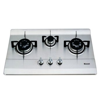 Rinnai RB-713NS (Stainless Built-in Hob)