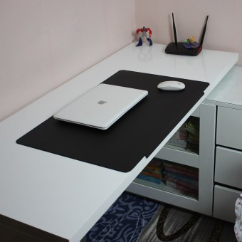 Robam non-slip insulated office table mat