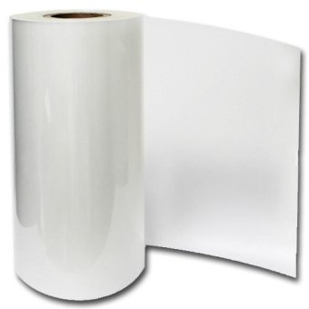 Roll Laminating Film 12in x 100m 125mic