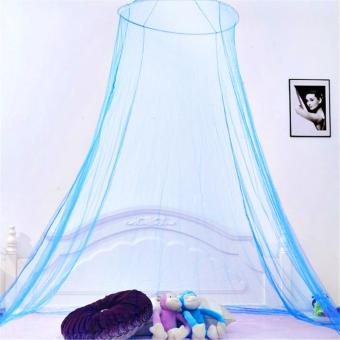 Romantic House Hang Dome Mosquito Net (Sky Blue) Price Philippines
