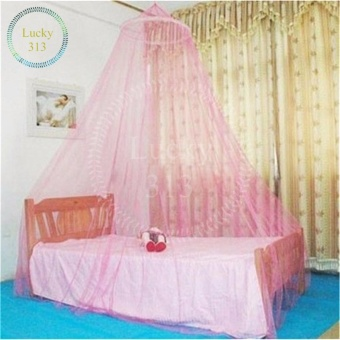 Romantic House Mosquito Net (Pink) Price Philippines