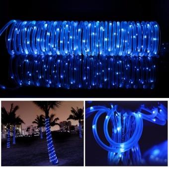 Rope Lights, LTE Solar 100 LED Tube Lights Outdoor Waterproof LightSensor 33ft, 8 Lighting Modes - intl - 2