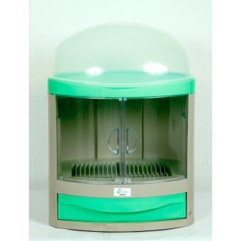 Rosalinda Dish Cabinet (1 Layer) Charmaine Plastic Products