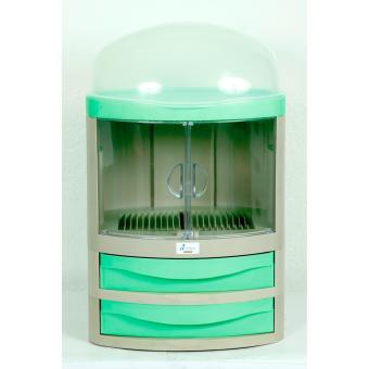 Rosalinda Dish Cabinet (2 layers) Charmaine Plastic Products