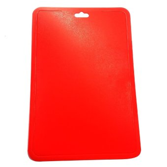 Royal Crown CB-1004 Flexible Large Cutting Board (Red)