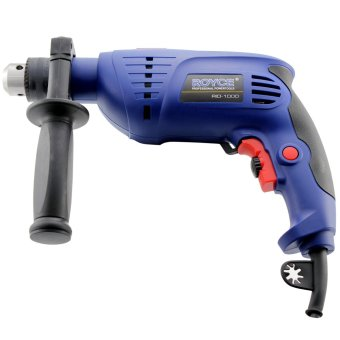 ROYCE Professional PowerTools 1,000W Impact Hammer Power Drill(Blue)