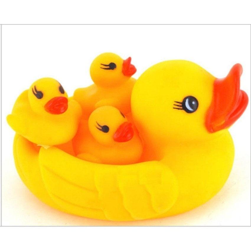 ... Rubber Duck Funny New Dog Toys Pet Puppy Chew SqueakerSqueakHamburgShape Pet Sound Toys Resistant Bite Rubber ...