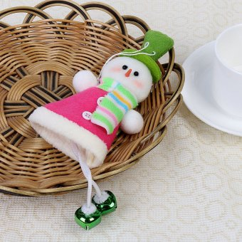 S & F Christmas bell ornaments doll- Intl - picture 2