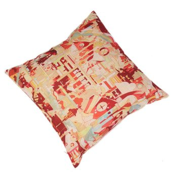 S & F Christmas pattern pillow cover - Intl - picture 2