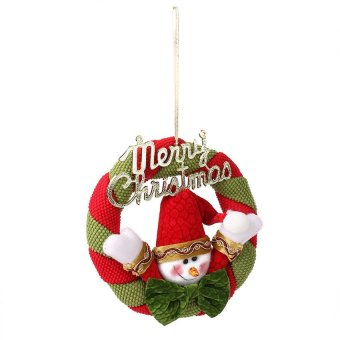 S & F Christmas Santa Claus Ornaments Festival Party Xmas Tree - Intl