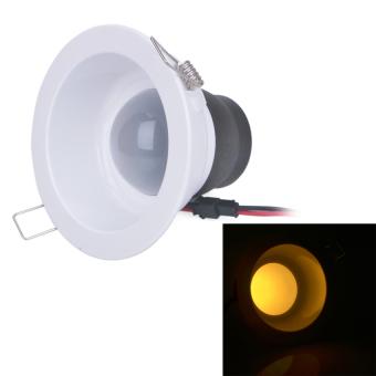 S & F Recessed Retrofit Plastic SMD 5730 JMT-4 Inch 7W Down Lamp Warm White (Intl) - picture 2
