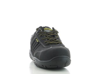 Safety Jogger Lauda Composite Toe Cap and SJ Flex Midsole Safety Shoes (Black) - 3