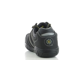 Safety Jogger Lauda Composite Toe Cap and SJ Flex Midsole Safety Shoes (Black) - 5