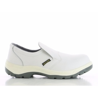 Safety Jogger X0500 Steel Toe Cap Safety Shoes (White)