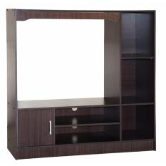 Elegant San Yang TV Rack FTR2008 (chocolate)