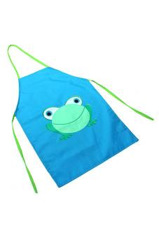 Sanwood® Children Cooking Apron Blue