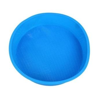 SDP DIY silicone cake moulds big round cake mold silicone mould FDAEasy Demoulding - intl - 2