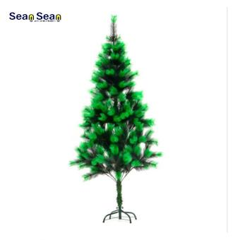 SeanSean 4'FT Xmas Tree Dual Color ( Dark and Light Green Pine)