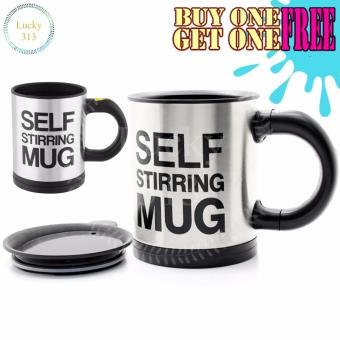 Self Stirring Mug Set Of Two